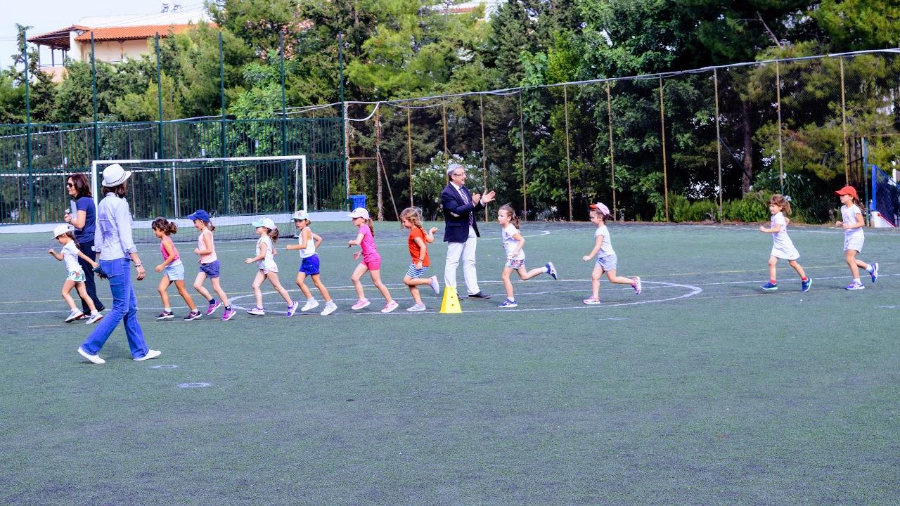 La course longue des élèves de maternelle-6