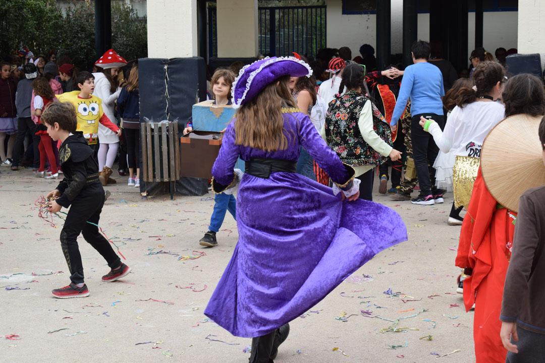 Le carnaval bat son plein au LFHED !-19