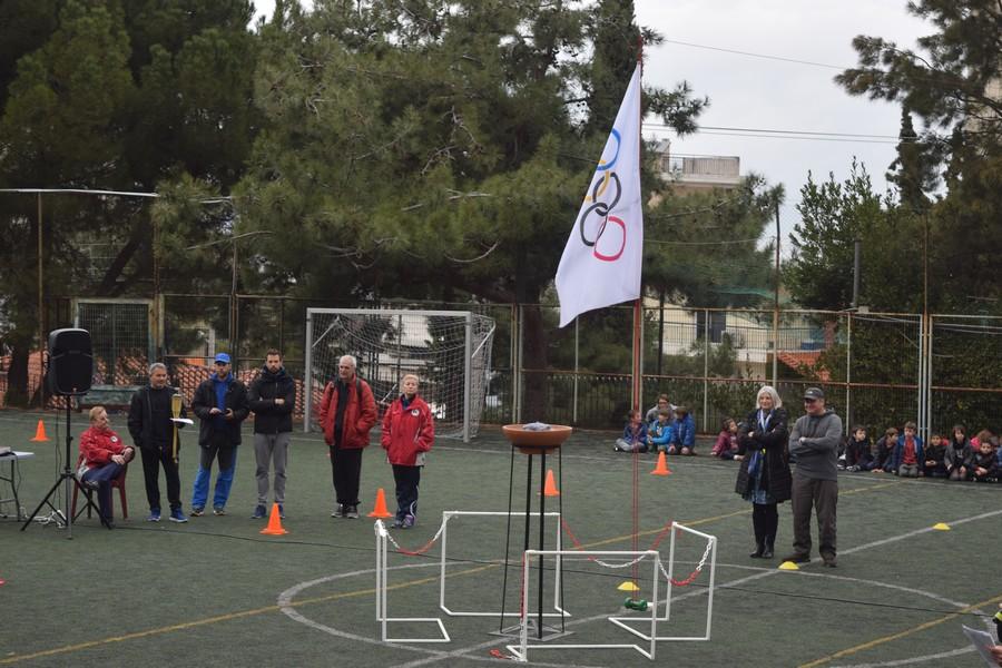 La 2ème session des Olympiades a réuni les 5e, 4e, B' et Γ'-1