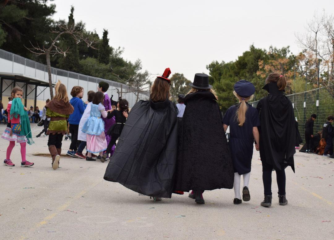 Le carnaval bat son plein au LFHED !-29