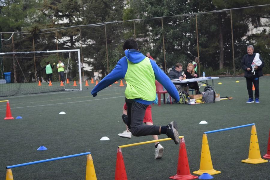 La 2ème session des Olympiades a réuni les 5e, 4e, B' et Γ'-7