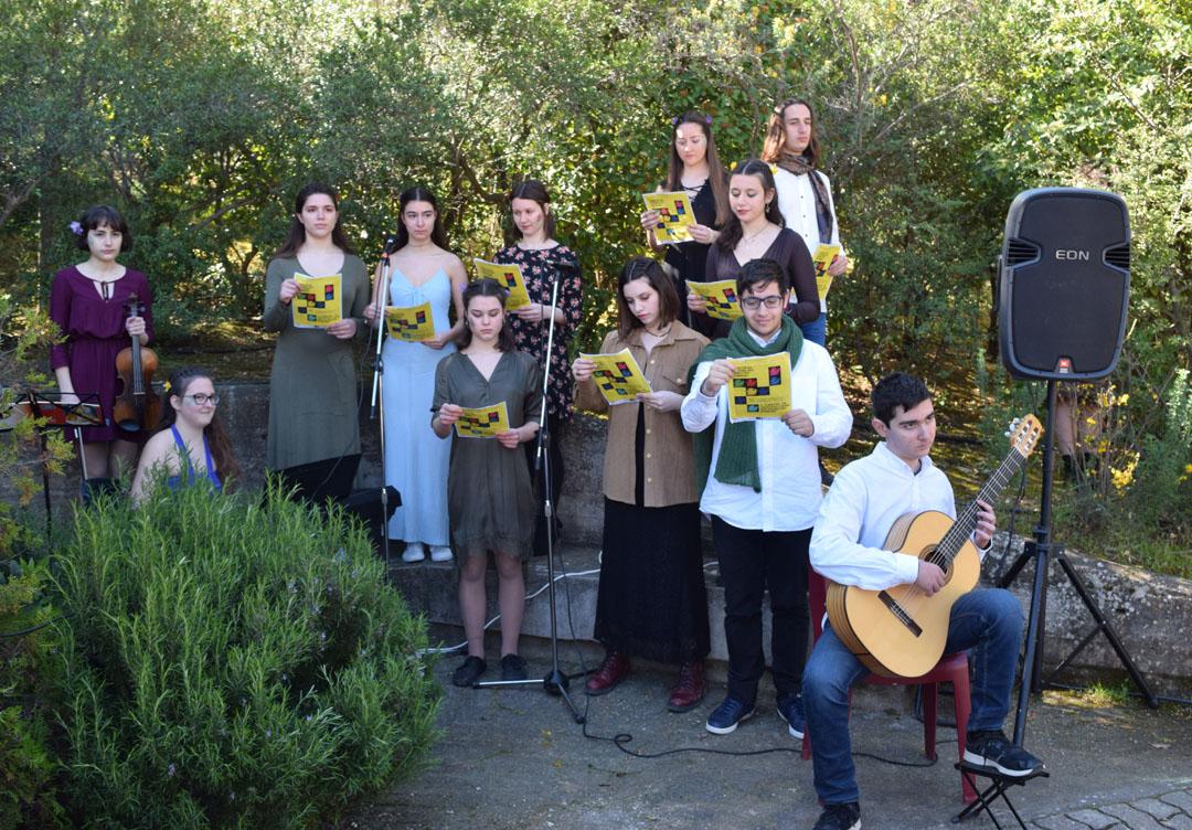 Les élèves littéraires de la Section Hellénique participent à une lecture participative des Métamorphoses d'Ovide  -0