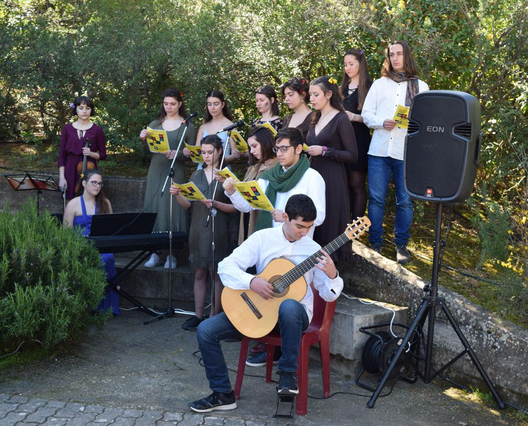 Les élèves littéraires de la Section Hellénique participent à une lecture participative des Métamorphoses d'Ovide  -3