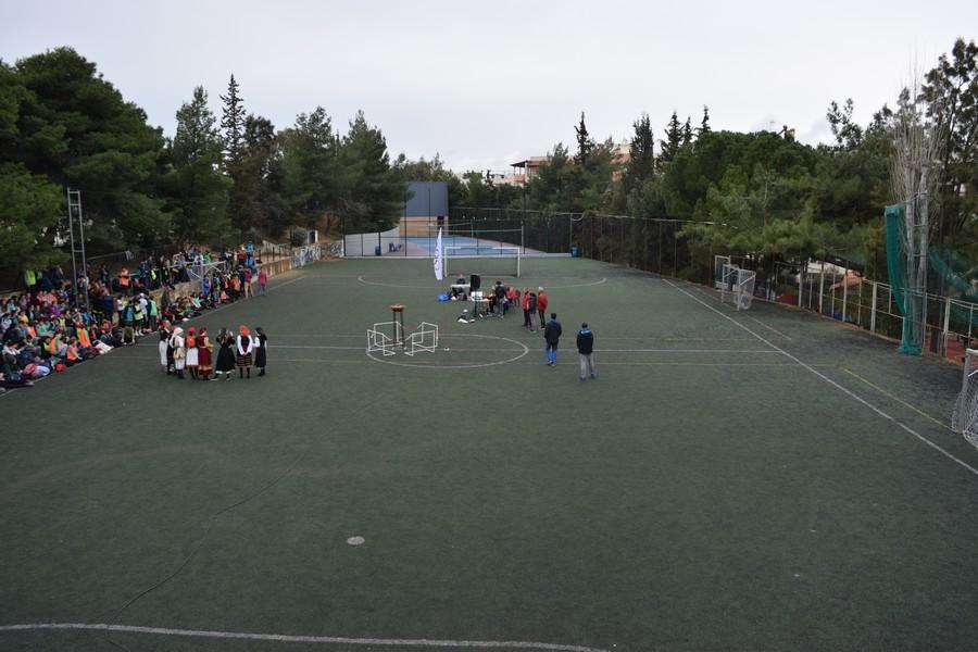 La 2ème session des Olympiades a réuni les 5e, 4e, B' et Γ'-30