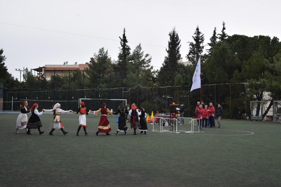 La 2ème session des Olympiades a réuni les 5e, 4e, B' et Γ'-31