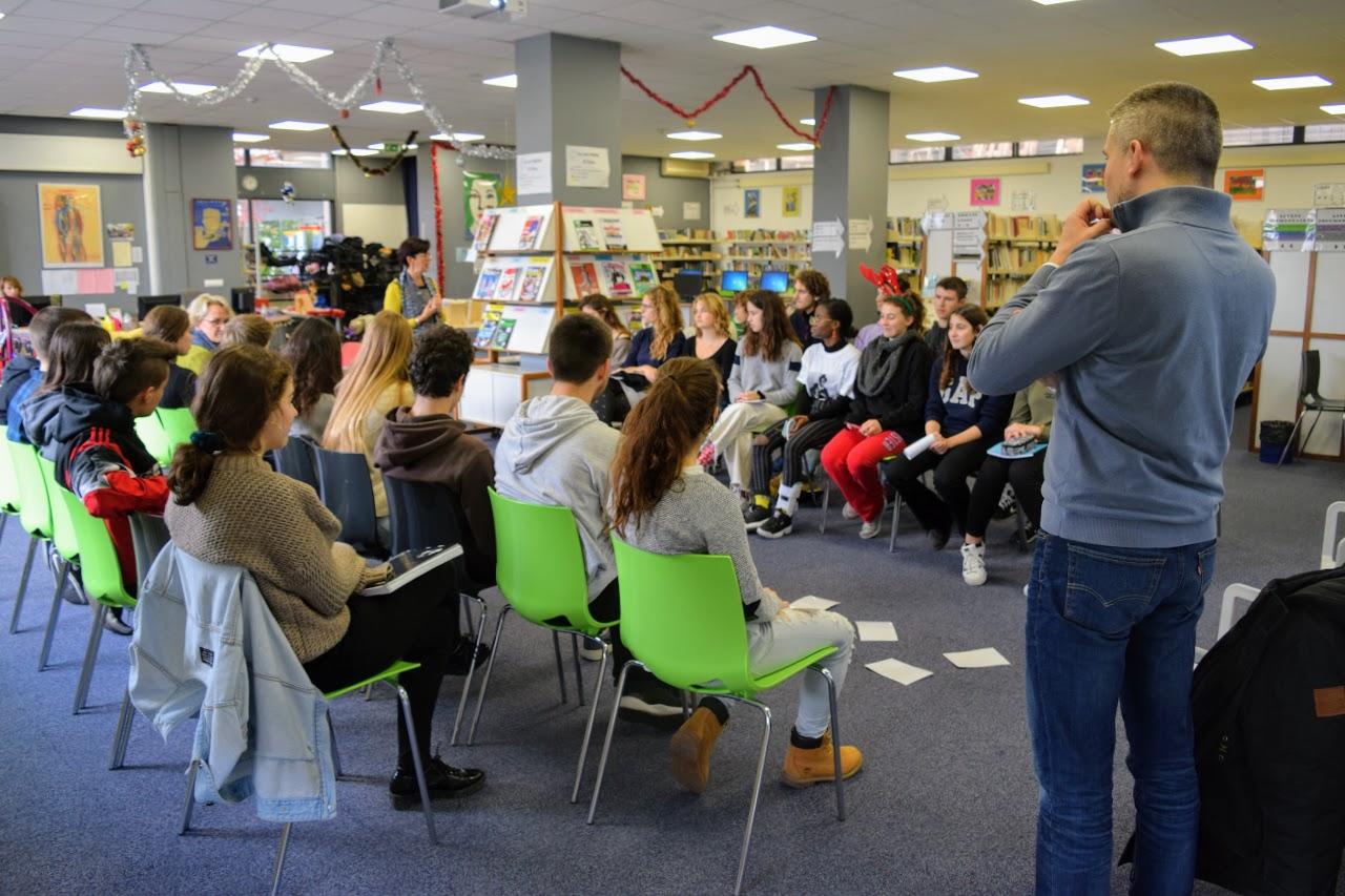 Journée de l'amitié franco-allemande : les élèves germanistes du LFHED rencontrent leurs partenaires de la Deutsche Schule Athen-2