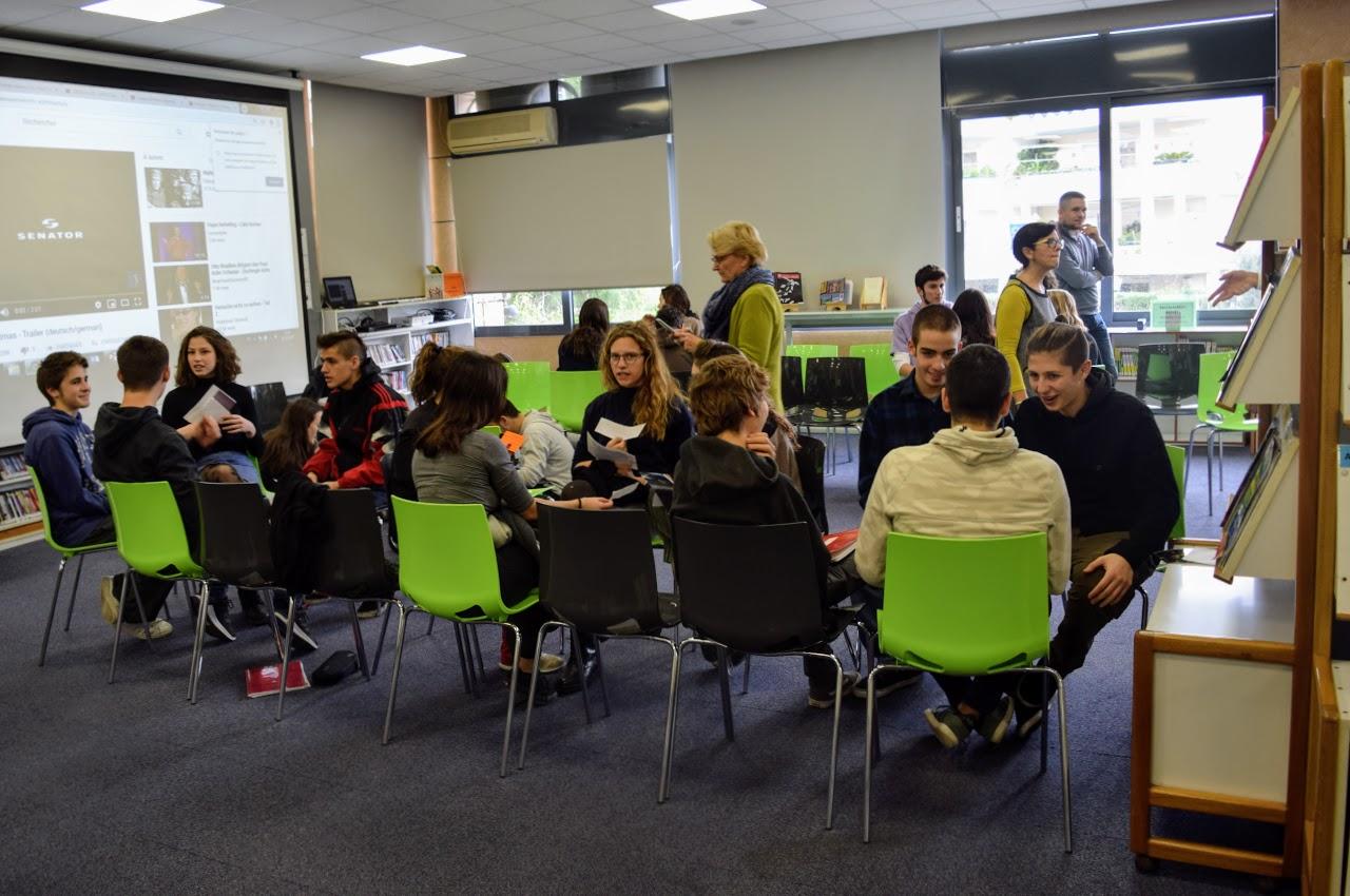 Journée de l'amitié franco-allemande : les élèves germanistes du LFHED rencontrent leurs partenaires de la Deutsche Schule Athen-6