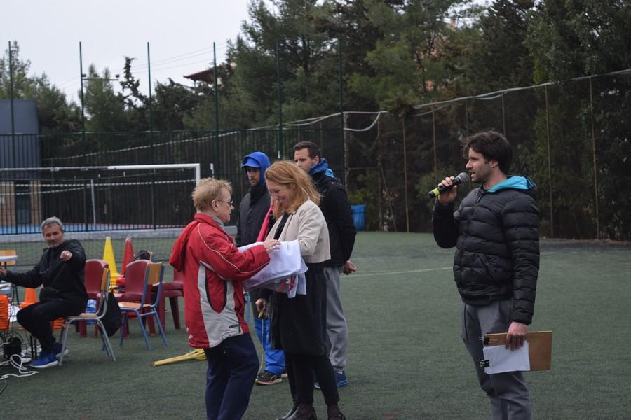La 2ème session des Olympiades a réuni les 5e, 4e, B' et Γ'-38
