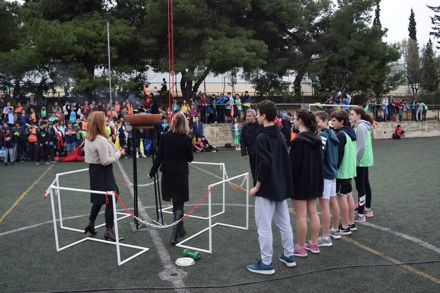 La 2ème session des Olympiades a réuni les 5e, 4e, B' et Γ'-39