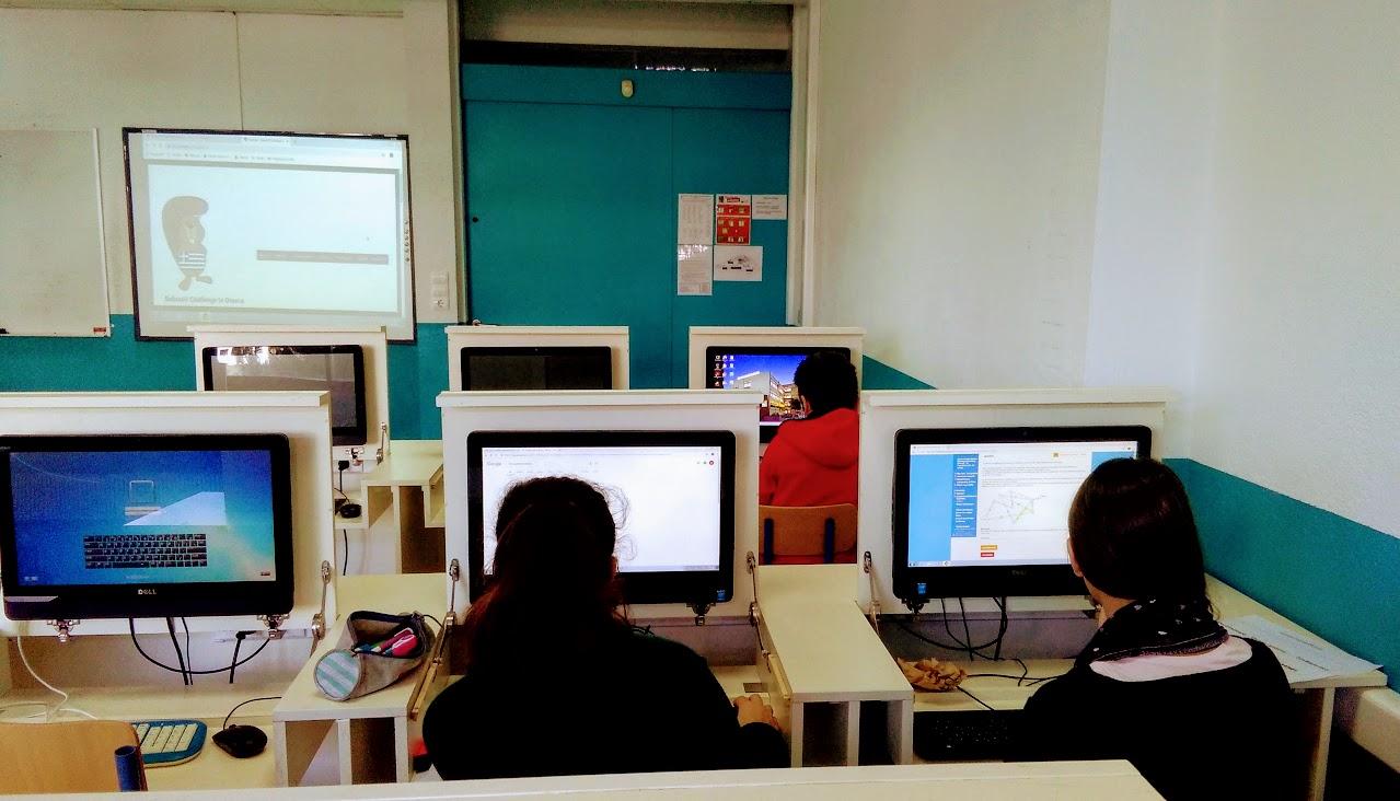 Μαθητές του LFHED διακρίθηκαν στο διαγωνισμό πληροφορικής Bebras -5