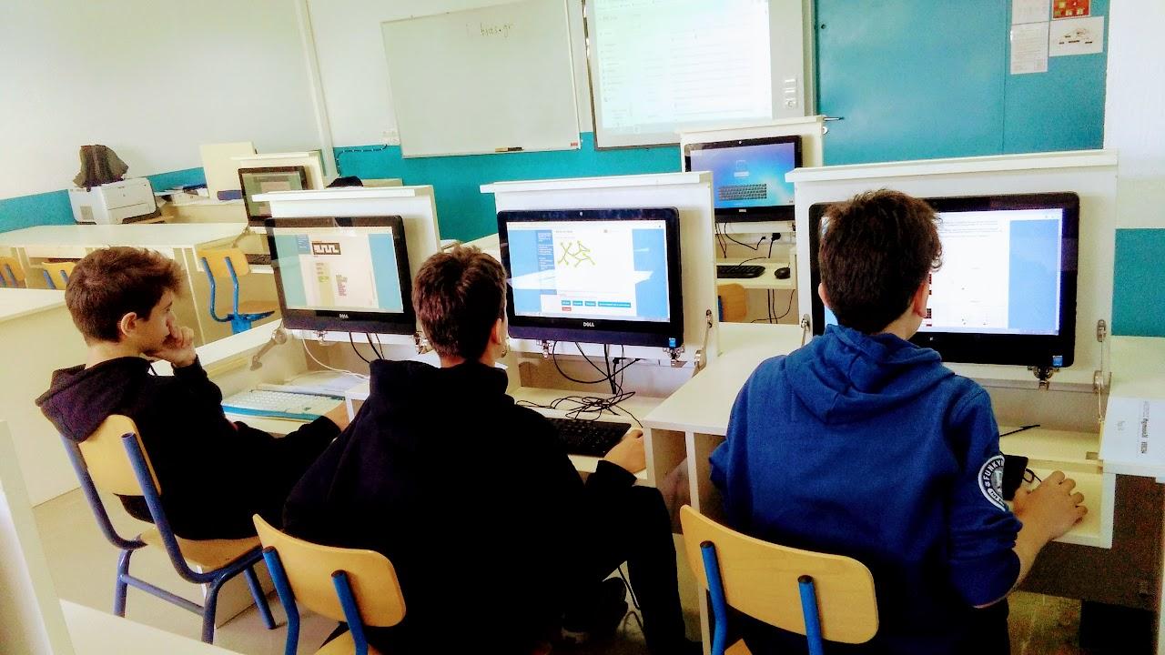 Μαθητές του LFHED διακρίθηκαν στο διαγωνισμό πληροφορικής Bebras -6