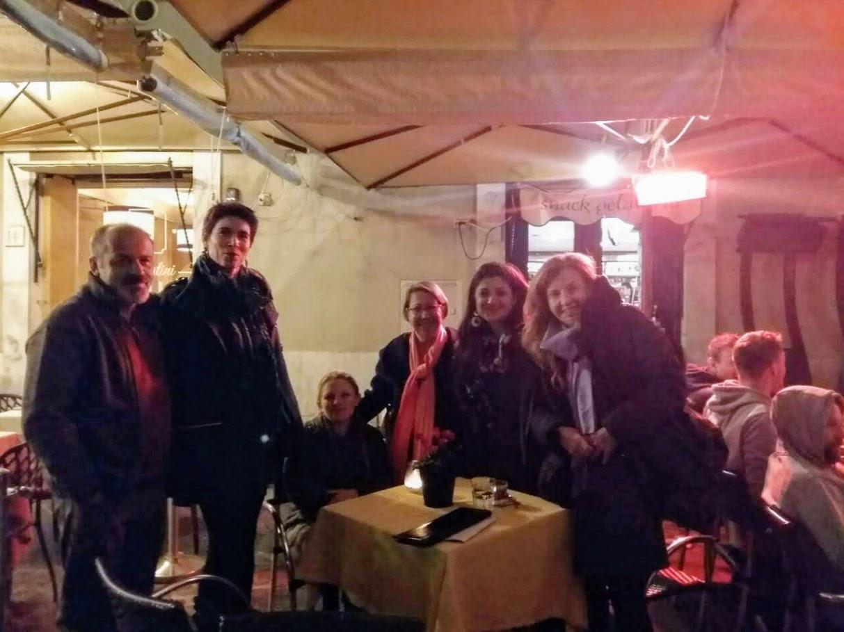 Un instantané de Rome pour nos élèves de 2nde et de 1ère-4