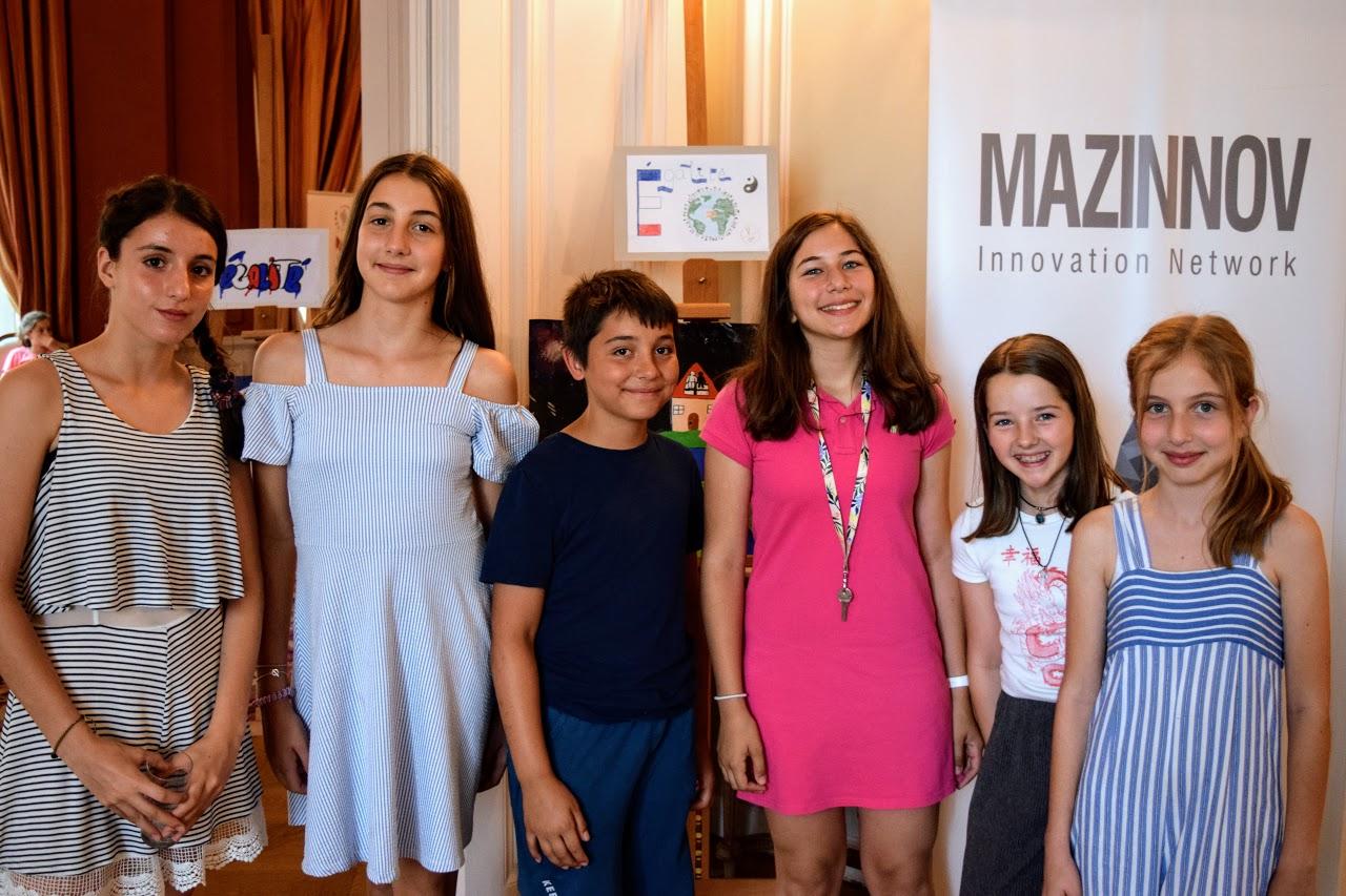 Nos élèves participent au concours de dessin lancé par l'Ambassade sur le thème de l'égalité-11