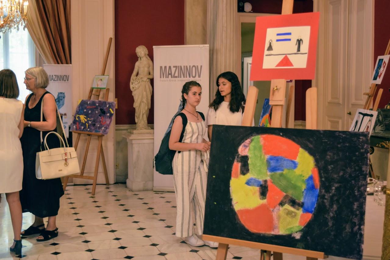 Nos élèves participent au concours de dessin lancé par l'Ambassade sur le thème de l'égalité-16