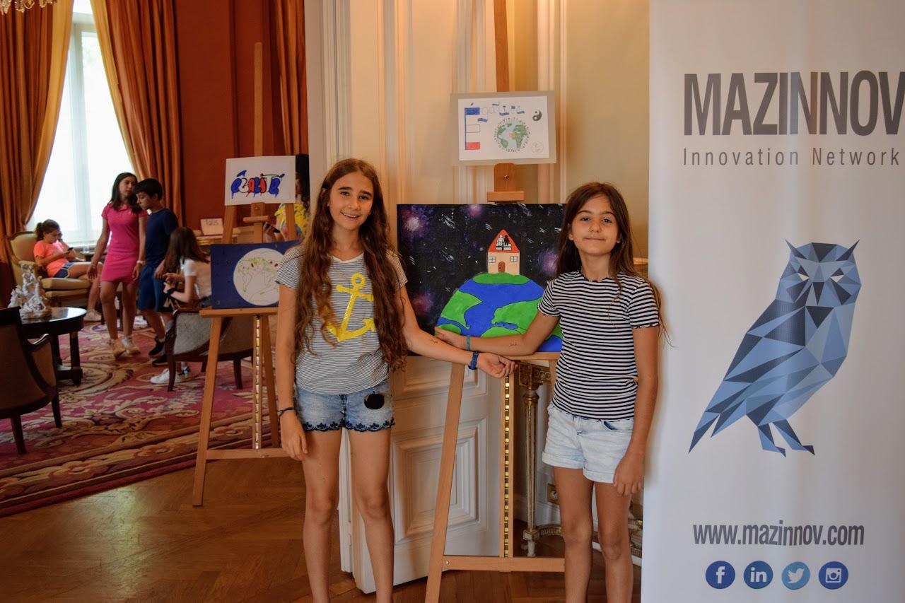 Nos élèves participent au concours de dessin lancé par l'Ambassade sur le thème de l'égalité-23