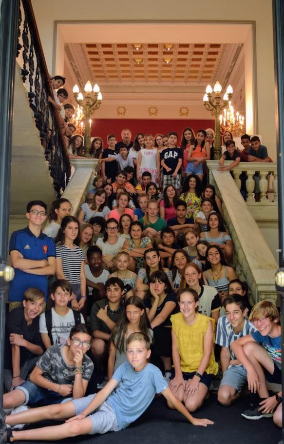 Nos élèves participent au concours de dessin lancé par l'Ambassade sur le thème de l'égalité-30