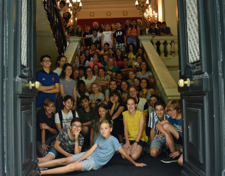 Nos élèves participent au concours de dessin lancé par l'Ambassade sur le thème de l'égalité-31