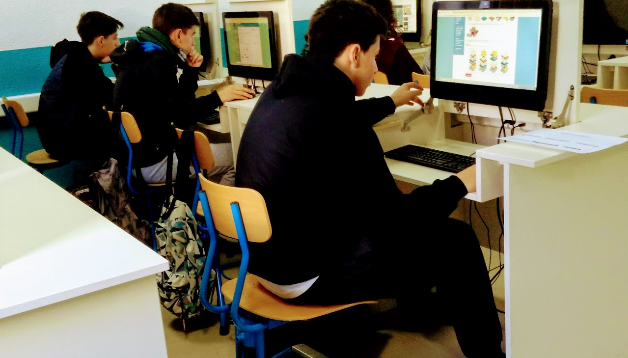 Μαθητές του LFHED διακρίθηκαν στο διαγωνισμό πληροφορικής Bebras -0