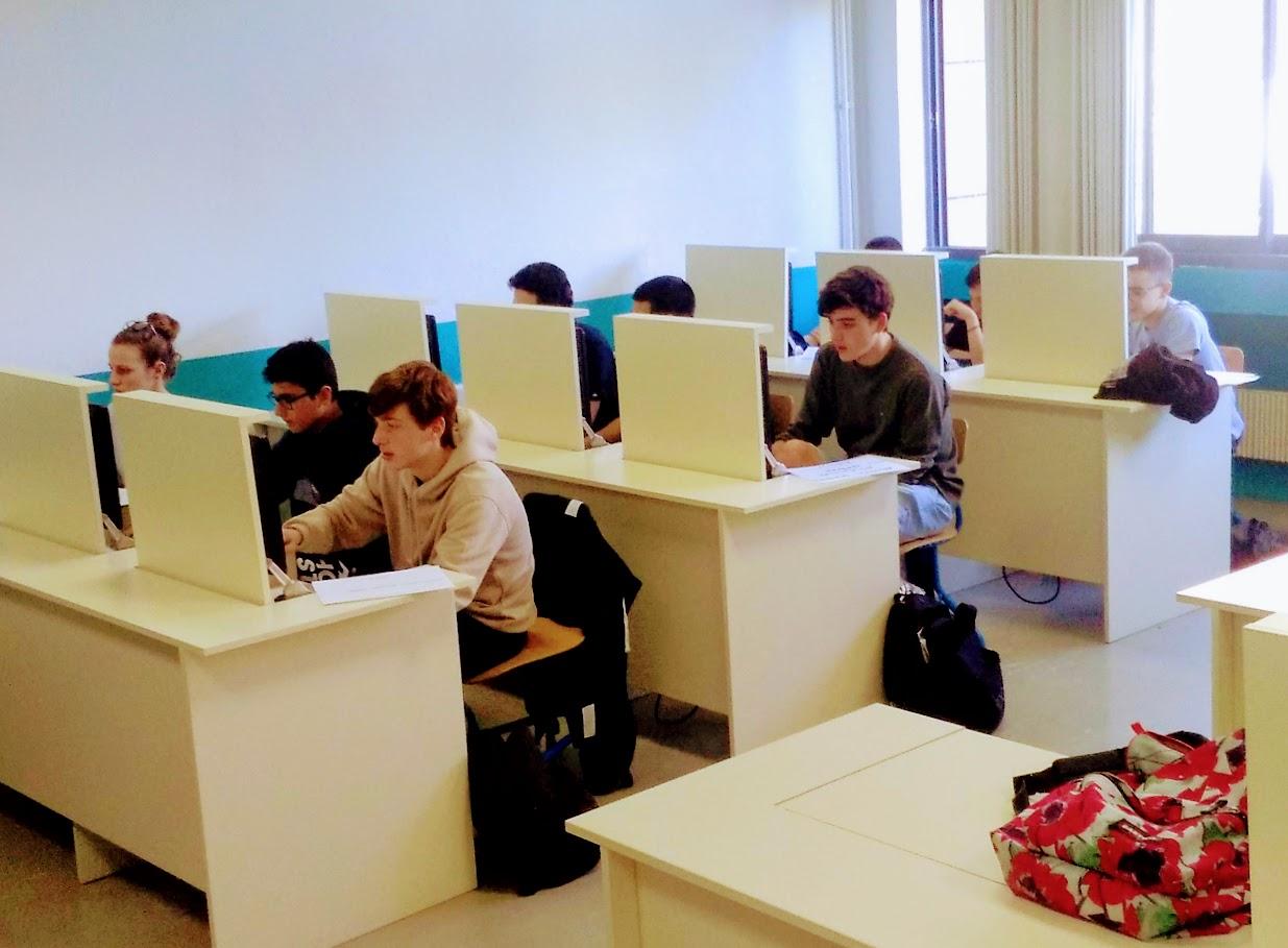 Μαθητές του LFHED διακρίθηκαν στο διαγωνισμό πληροφορικής Bebras -1