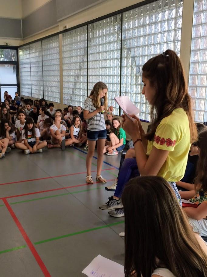 Un concours d'orthographe au LFHED !-7