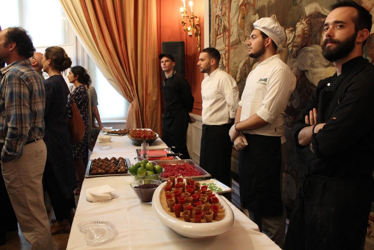 Nos élèves de Terminale des sections française et grecque félicités par M. L'Ambassadeur de France en Grèce-2