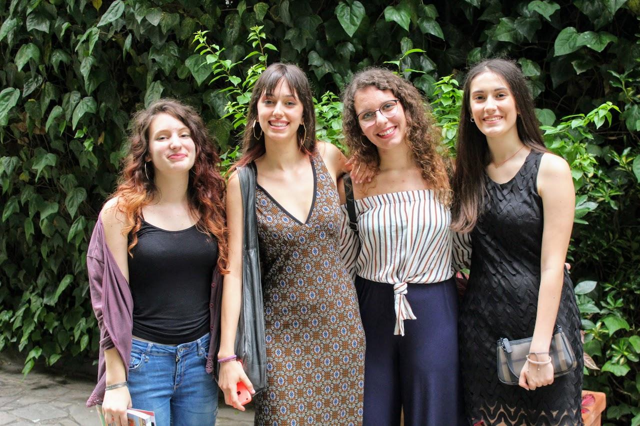 Nos élèves de Terminale des sections française et grecque félicités par M. L'Ambassadeur de France en Grèce-18