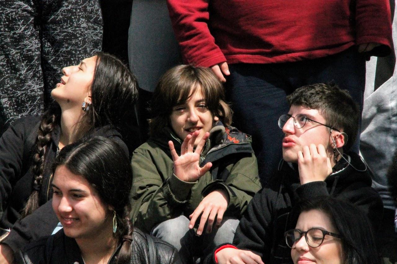 L'équipe de rédaction de l'Echo d'Eugène rend visite au Collège et Lycée des élèves sourds et malentendants d'Argyroupoli-2