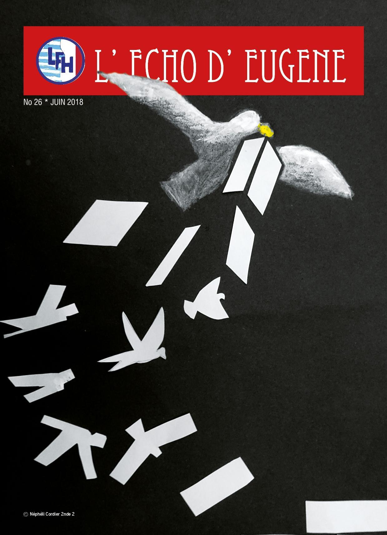 Echo d'Eugène numéro 26   (Juin 2018)-0