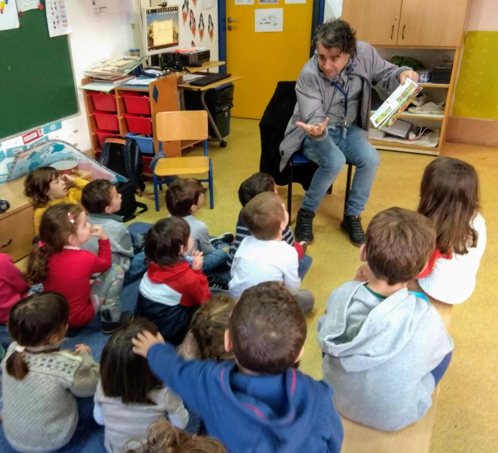 Pour clore cette Semaine des lycées français du monde, une classe de maternelle vous présente un projet plurilingue mené sur toute la semaine-4