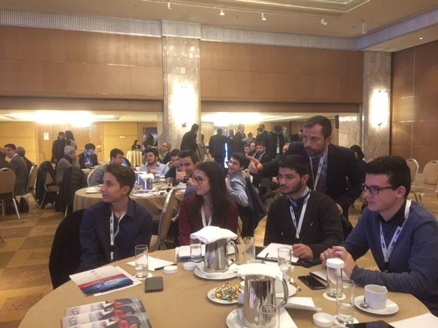 Les Terminales de la Section Hellénique au 28e Congrés annuel dédié à l'économie grecque-0