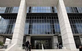 Les élèves de 1ère de la Section Hellénique en visite à la Cour d'appel d'Athènes-1