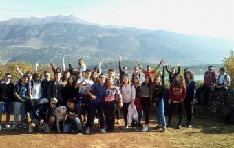 Voyage pédagogique des Terminales à Ioannina-0