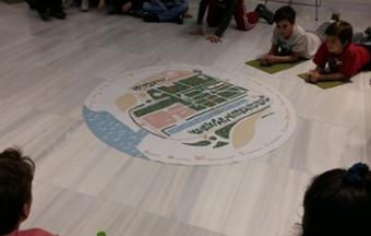 Visite et activités pédagogiques au Centre culturel Fondation Stavros Niarchos des classes de 6e1 et 6e2-1