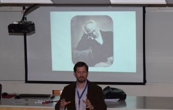Intervention du philosophe Marcos Breuer au LFHED-3