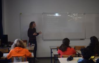Forum des métiers au LFHED : la vidéo est en ligne !-26