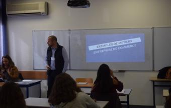 Forum des métiers au LFHED : la vidéo est en ligne !-33