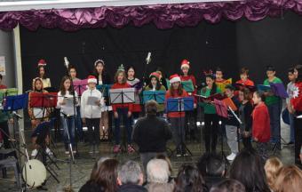 Le LFHED fête Noël-8