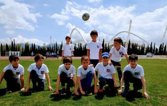 """Notre équipe des """"Hyènes et Lynx d'Athènes"""" participe au 1er Trophée FrancOvalie-3"""