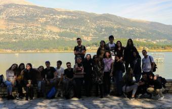 Voyage pédagogique des Terminales à Ioannina-3