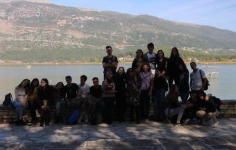 Voyage pédagogique des Terminales à Ioannina-4