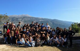 Voyage pédagogique des Terminales à Ioannina-6