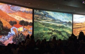 Les classes de CP du LFHED à l'étude du peintre Van Gogh-7
