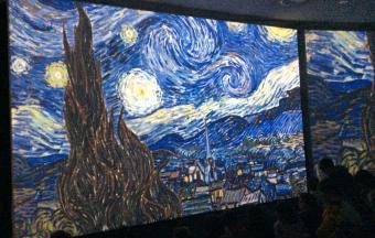 Les classes de CP du LFHED à l'étude du peintre Van Gogh-9