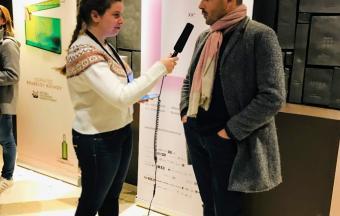 Nos élèves de 1ère des sections française et hellénique couvrent la XXe édition du Festival du Film Francophone-13