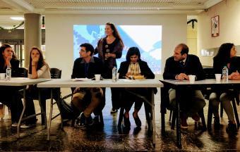 """Conférence organisée par la Section Britannique du LFHED sur le thème """"REFUGEE perceptions""""-0"""