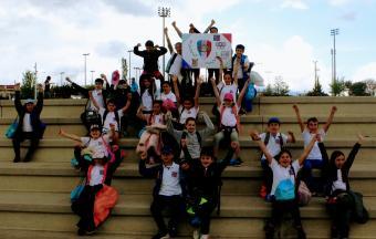 """Notre équipe des """"Hyènes et Lynx d'Athènes"""" participe au 1er Trophée FrancOvalie-0"""