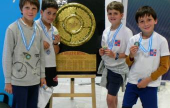 """Notre équipe des """"Hyènes et Lynx d'Athènes"""" participe au 1er Trophée FrancOvalie-9"""