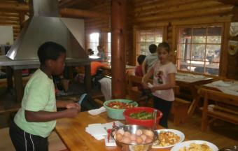 Camp d'automne pour les élèves du CE2 à la 6ème-5