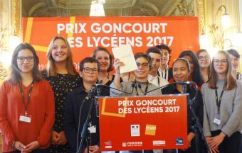 Le prix Goncourt des Lycéens à l'affiche ! -1
